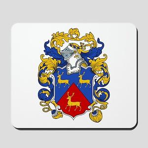 Hart Family Crest Mousepad