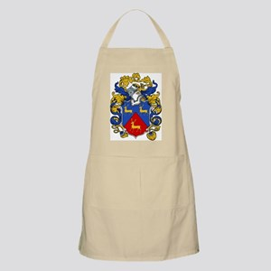 Hart Family Crest BBQ Apron