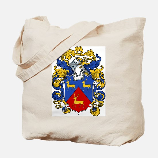 Hart Family Crest Tote Bag