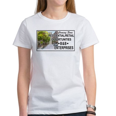 The Wire 'B&B Enterprises' Women's T-Shirt