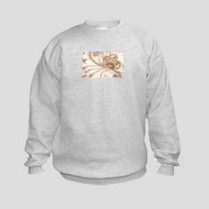 Butterfly Kiss Kids Sweatshirt