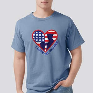 i love my solider T-Shirt