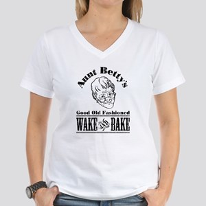 Wake and Bake Ash Grey T-Shirt