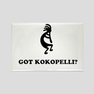 Got Kokopelli? Rectangle Magnet