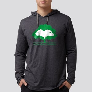 pets are family Long Sleeve T-Shirt
