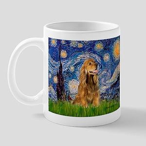 Starry / Cocker (#7) Mug