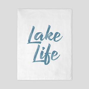 Lake Life Twin Duvet Cover