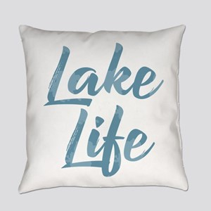 Lake Life Everyday Pillow