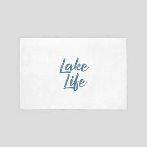 Lake Life 4' x 6' Rug