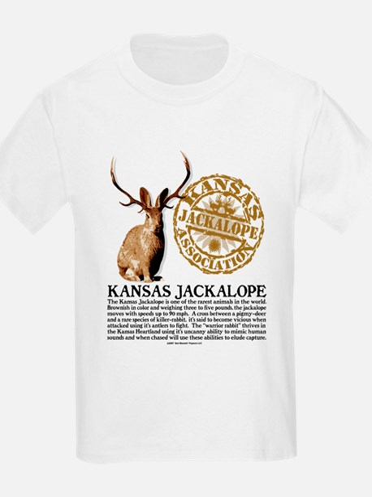 Kansas Jackalope Association T-Shirt