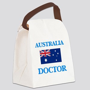 Australia Doctor Canvas Lunch Bag