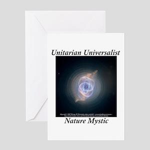Mystic/Cat's Eye Greeting Card