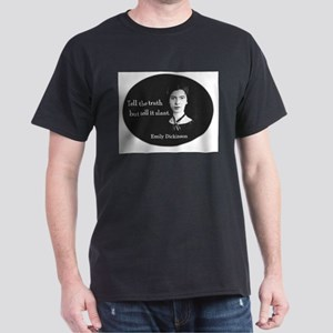 Literary Emily Dickinson Poetry T-Shirt