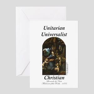 Christian/Rocks Greeting Card