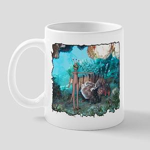 Sea Monkey Mug