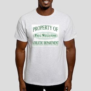 Wellstone Athletic Dept Ash Grey T-Shirt