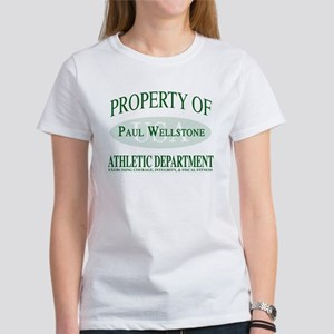 Wellstone Athletic Dept Women's T-Shirt