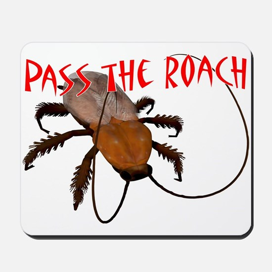Pass the Roach Mousepad