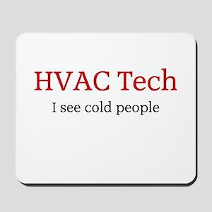 HVAC Mousepad