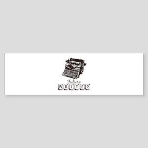 Future Writer Aspring Author Bumper Sticker