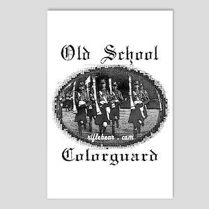 Old School Summer Postcards (Package of 8)