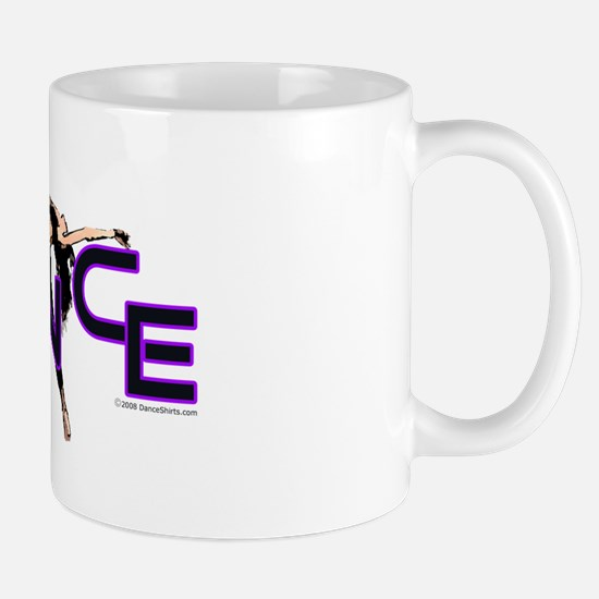 Royal Purple Dance Mug