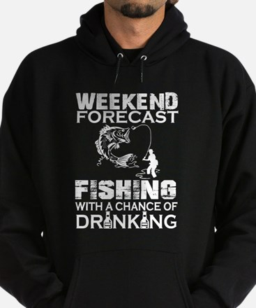 Weekend Forecast Fishing With A Chance Sweatshirt