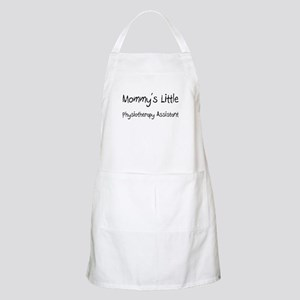 Mommy's Little Physiotherapy Assistant BBQ Apron