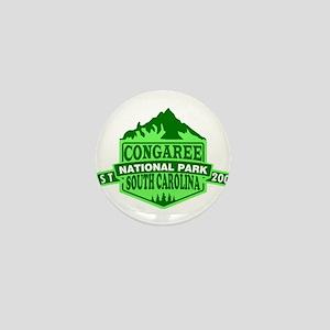 Congaree - South Carolina Mini Button