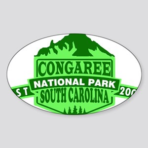 Congaree - South Carolina Sticker