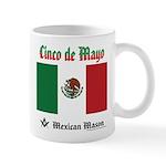 Masonic Cinco De Mayo Mug