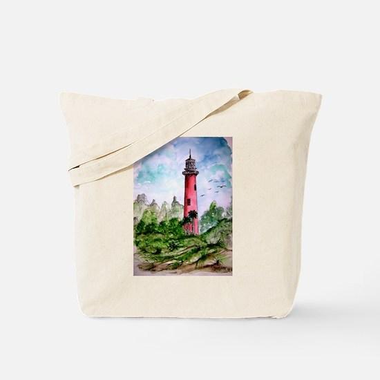 jupiter florida lighthouse fi Tote Bag