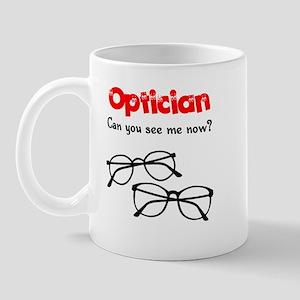 Optician Mug