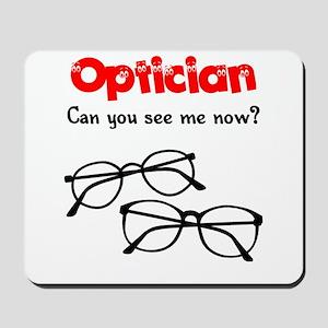 Optician Mousepad