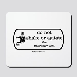 shake or agitate pt Mousepad