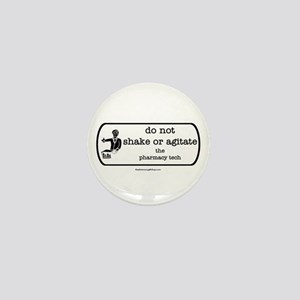 shake or agitate pt Mini Button