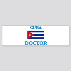 Cuba Doctor Bumper Sticker