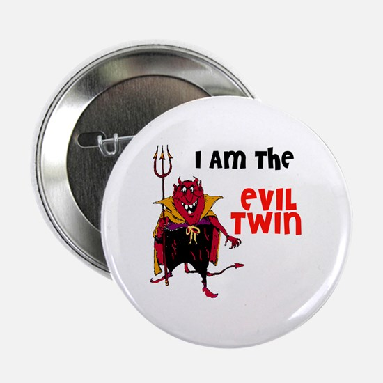 "EVIL TWIN 2.25"" Button"