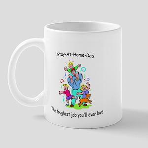 SAHDBIGGER Mugs