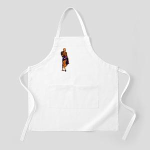 Monk BBQ Apron