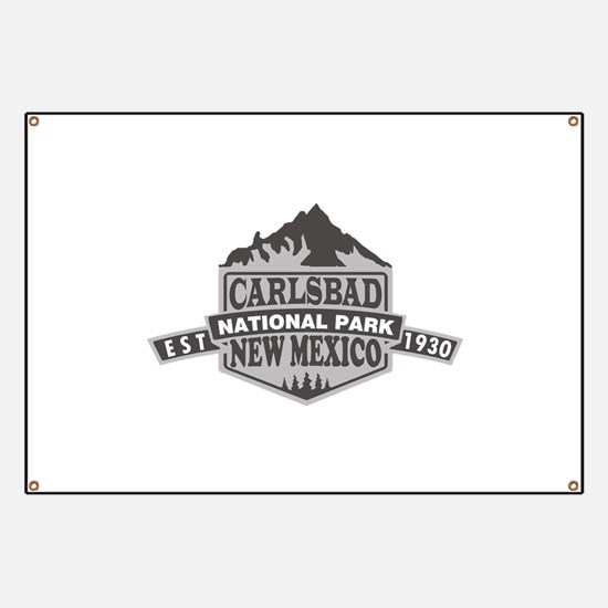 Carlsbad Caverns - New Mexico Banner