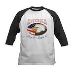 RETRO America- Love it or Leave it! Kids Baseball