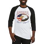 RETRO America- Love it or Leave it! Baseball Jerse