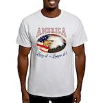RETRO America- Love it or Leave it! Light T-Shirt