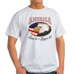 RETRO America- Love it or Leave it! Light T-Shirt