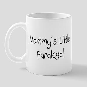 Mommy's Little Paralegal Mug