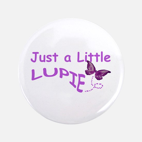 "A Little Lupie 3.5"" Button (100 pack)"