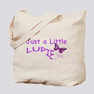A Little Lupie Tote Bag