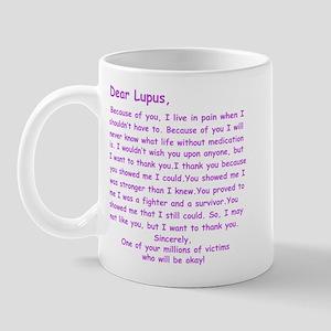 Dear Lupus Mug
