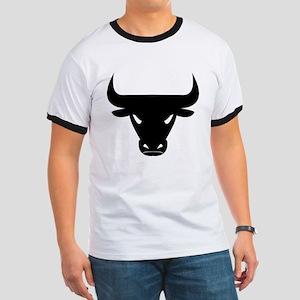 Black Bull Ringer T